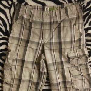 2 FOR $10 SIZE 10 LEE BOYS SHORTS PLAOD